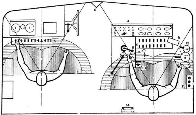 электровоза ВЛ60 (план).